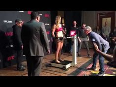 Ronda Rousey Stone-Faced & Silent at UFC 207 Weigh-In (PHOTO + VIDEO) | TMZ.com