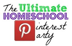 Ultimate Homeschool Pinterest Party // Apple Edition