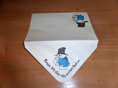 Paddington bear (unsealed) envelope circa early - New (other)