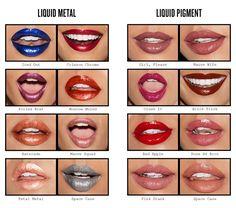 Be Legendary Liquid Lip