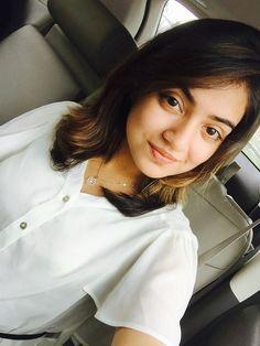 Nazriya Nazim Recent Selfie