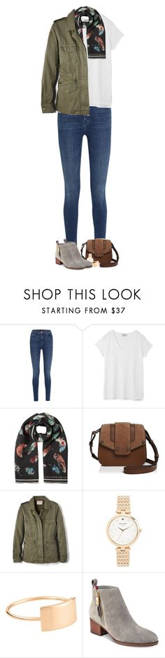 """autumn chic"" by c-lou ❤ liked on Polyvore featuring J Brand, Hush, Alexander McQueen, Mackage, Velvet by Graham & Spencer, Kate Spade, Ginette NY, Tommy Hilfiger and dec2017"