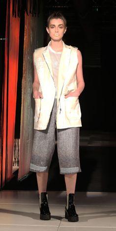 Ziggy Vest E-Top Lou Pant Boots #Tramando #SS16