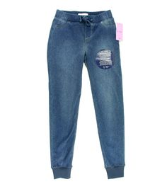 Jessica Simpson jeans, jeans for girls, jogger style jeans