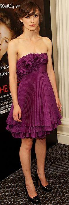 Keira Knightley in Erdem - the very reason I started crushing over Erdem Moralioglu