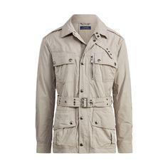 RALPH LAUREN Polo Ralph Lauren Water-Repellent Jacket. #ralphlauren #cloth #