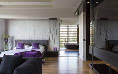 Banheiros modernos por Meulen Architects