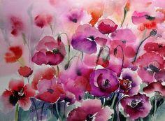 Poppies Sabine Hilscher