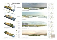 Daniels Faculty Master of Landscape Architecture students take first place at 8th International Biennial of Landscape Architecture- Student work: David Burns (MLA Thesis Advisor: Robert Wright)