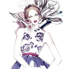 Soleil Ignacio — Fashion & Beauty Illustrator