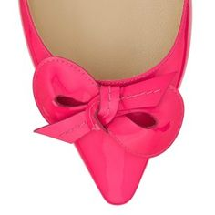 Blare Pink Flat