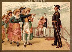H.M.S. Pinafore - Wikipedia, the free encyclopedia