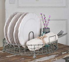 Vintage Inspired Dish Rack