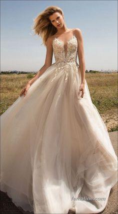 187 ideas for spring wedding dresses 2017 (14)