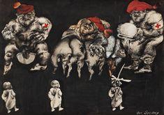 Bildresultat för lena svedberg Painting, Art, Craft Art, Painting Art, Kunst, Paint, Draw, Paintings