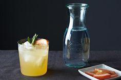 Grapefruit Tarragon Gin and Tonic recipe: A multi-sensory experience. #food52