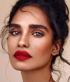 Marvelous Beauty Photography by Tamara Williams - Make Up 2019 Makeup Goals, Makeup Inspo, Makeup Inspiration, Makeup Ideas, Makeup Trends, Makeup Kit, Makeup Products, Fox Makeup, Alien Makeup