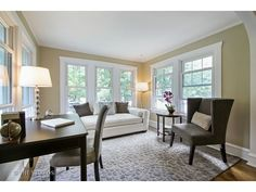 Home With Keki: Feature Friday // Glamming Up 1514 Central, Wilmette with Home Staging