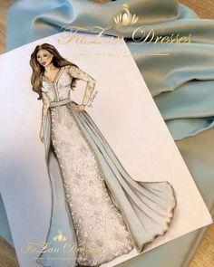 "Gefällt 121 Mal, 2 Kommentare - FaZan Dresses Essen NRW (@fazan_dresses) auf Instagram: ""#takshita #takchita # Takschita #Caftan #eveningdress #jurkenverhuur #hautecouture #paris #dubai…"""