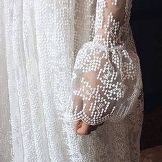 D E T A I L S // ... this season it is all about the sleeve, this one by @odylynetheceremony