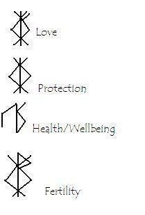 Bind Runes by Amberwood on DeviantArt – Norse Mythology-Vikings-Tattoo Viking Symbols And Meanings, Rune Symbols, Magic Symbols, Ancient Symbols, Egyptian Symbols, Celtic Symbols, Element Symbols, Norse Runes, Viking Runes