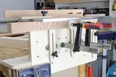 A Simple but Extremely Accurate Mortising Jig | The Woodworker's News & Reviews