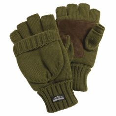 Keep your fingers and thumbs free! A superb thermal country glove with a flip back thumb and finger cover to enable you to 'bait the hook' or have a better feel for the gun. Excellent for shooting, fishing, and general all-purpose country use, such as Perfect Gift For Him, Gifts For Him, Fingers, Gloves, Gift Ideas, Free, Finger, Mittens