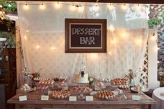 @Dagny Syversen.......this is what I would like my dessert table to look like....with a little more variety. ;-)