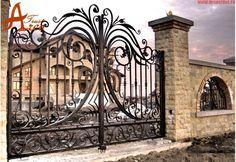 Iedera Salbatica Lux - Porti si Garduri din Fier Forjat ARCO TRUST Trust, Doors, Gate
