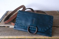 Sweet Thing - Teal - Cross Body Strap, $170.00