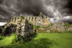 Jervaulx Abbey in East Witton near Ripon, North Yorkshire. A beautiful place for a day out and a walk.