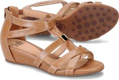 1fdbed5c7353 Sofft Bernia - Luggage - View Sofft Womens Sofft Shoes