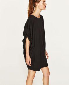 Robe en jersey Zara