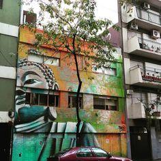 Street Buddha art ☸️ Buddha Art, Street Art, Buddha Artwork