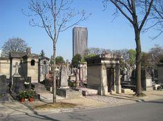 Friedhof Montparnasse (Cimetière Montparnasse)