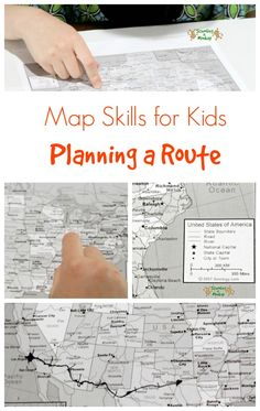 TEACH YOUR CHILD TO READ - Could your kids survive without GPS? Teach kids how to read and use a map old-school style and help them develop map skills for kids in this easy activity! - Super Effective Program Teaches Children Of All Ages To Read. Geography Activities, Geography For Kids, Maps For Kids, Educational Activities, Learning Activities, Activities For Kids, Stem Activities, Teaching Geography, Learning Maps