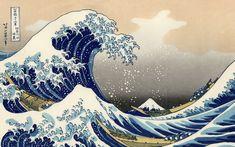 Katsushika Hokusai (Edo, 1760-1849), Grande onda a Kanagawa, 1830-1832 xilografia policroma - Metropolitan Museum of Modern Art, New York - by Giorgio Chiantini - https://ilsassonellostagno.wordpress.com/2015/10/06/katsushika-hokusai-grande-onda-a-kanagawa-sassi-darte/