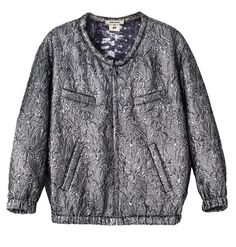 Iridescent jacket, Isabel Marant collection for H & M