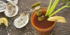 Secret to the Best Bloody Mary Mix