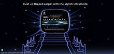 Heat up the red carpet with the stylish #Ultramintz.