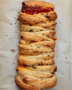 Pizza Braid
