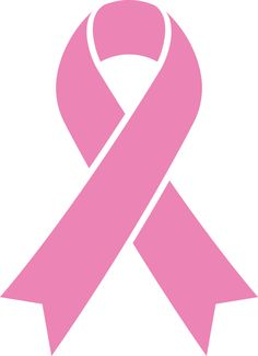 Breast Cancer Awareness Support Ribbon vinyl decal sticker