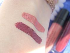 Review Golden Rose Longstay Liquid Matte Lipstick 15, 16
