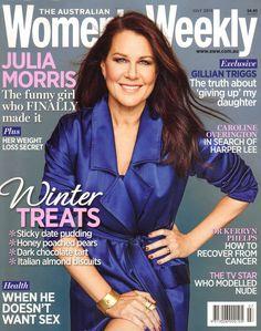 The Australian Women's Weekly – July, 2015 // #LaMav Bio VA5 Daily Wrinkle Smoothing Crème