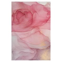 Pink Gold Watercolor Abstract Carpet Girls Room Romantic Purple Rugs Bedroom Beside Carpet Balcony Rug Hall Mat Hall Mat, Gold Watercolor, Decorating With Pictures, Halloween Sale, Wedding Balloons, Art Oil, Rugs On Carpet, Pink And Gold, Painting