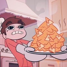 The Marco Diaz Show Today's recipe: Bootiful nachos Evil Cartoon Characters, Cartoon Icons, Cartoon Drawings, Howl's Moving Castle, Cute Profile Pictures, Cartoon Profile Pictures, Cute Disney Wallpaper, Cartoon Wallpaper, Star E Marco