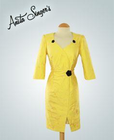 Vestido Cristina by Anita Singers. Piezas a medida inspiradas en los años 50´s. https://www.facebook.com/media/set/?set=a.565657120127983.147181.565541916806170&type=3