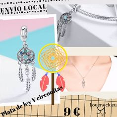 👉Abalorio de plata con circonita para tu pulsera o colgante con envío gratis #loveneck #colgante #pulsera #enviogratis #pandora #platadeley Charms Disney, Harry Potter, Pandora Bracelet Charms, Silver Charms, Crochet Necklace, Charmed, Bracelets, Jewelry, Sterling Silver