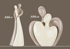 Gilde-Skulptur-Francis-Paar-die-Umarmung-2-tlg-Abb-1-40cm-Figur-NEUHEIT-20333