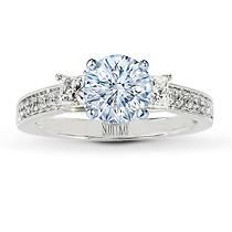 However I do have a pretty long time before really thinking about this type of thing. Jared Engagement Rings, Diamond Ring Settings, Scott Kay, Cute Rings, Kay Jewelers, 2 Carat, Dream Ring, Princess Cut Diamonds, Dear Future